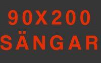 90x200-sängen
